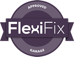 Flexi fix badge